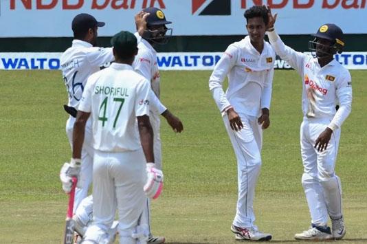 Sri Lanka beat Bangladesh by 209-run in 2nd Test
