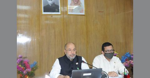 Govt takes allout preparation to face cyclonic storm Yaas: Enamur