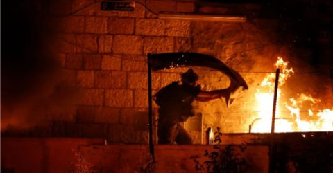 World powers call for calm after Israel unrest