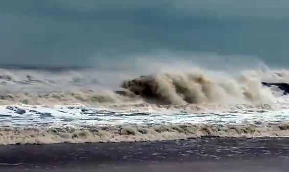 'Yaas' weakens into cyclonic storm, lies over north coastal Odisha