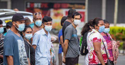 Fiji's virus spike 'wake-up call' for Pacific Islands: Red Cross
