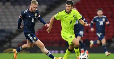 Czech Republic seek revenge on Scotland for Covid, race rows