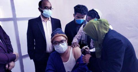 3,85,887 get second dose COVID-19 vaccine in Rangpur
