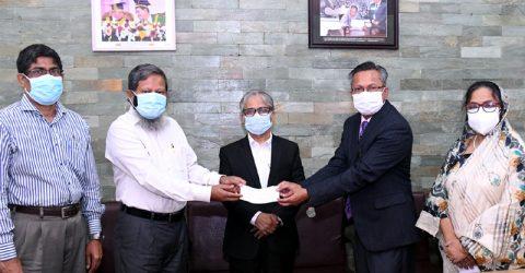 'HEAL Bangladesh Foundation Trust Fund' established at DU