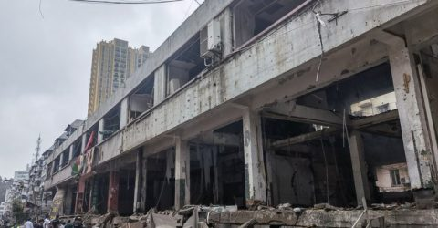 Gas explosion in China kills 11, rescue operation ongoing: officials