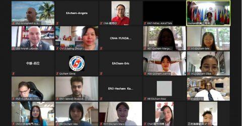 Zhejiang Export Online Fair-2021 held through Webinar