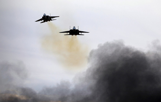 Two Iran fighter pilots killed in accident: state media