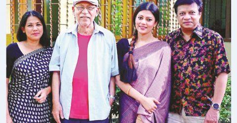 Abul Hayat's telefilm 'Megh Moyurir Golpo' to air soon