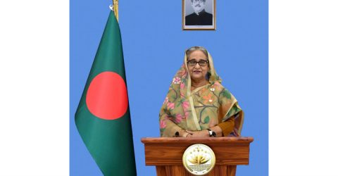 Help for dignified repatriation of Rohingyas, PM tells Moscow security conference