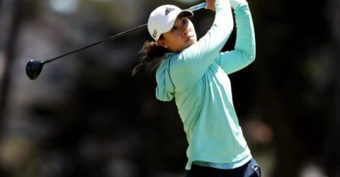 Danielle Kang grabs LPGA lead at Lake Merced