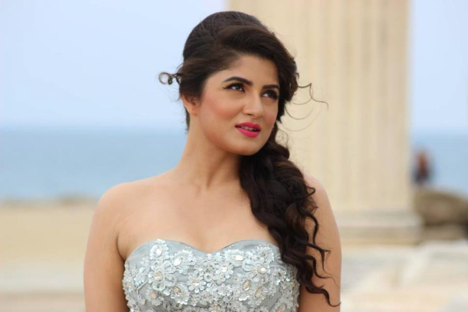 Srabanti gets prepared for fourth marriage!