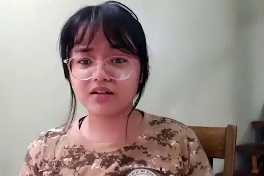 The Malaysian schoolgirl using TikTok to challenge school abuse