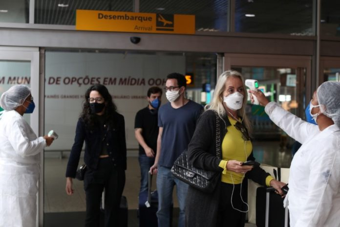 Brazil reports 85,149 new COVID-19 cases, 2,216 deaths