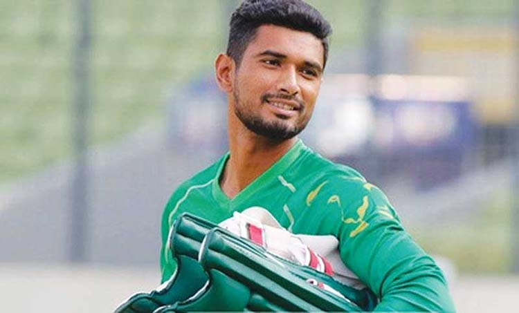 Mahmudullah fined for on the field misdemeanor in DPL