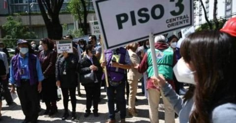 Millions join Mexico quake drills after pandemic eases