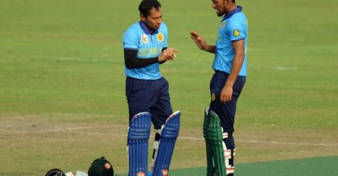 Mushfiqur ruled out of DPL with finger injury