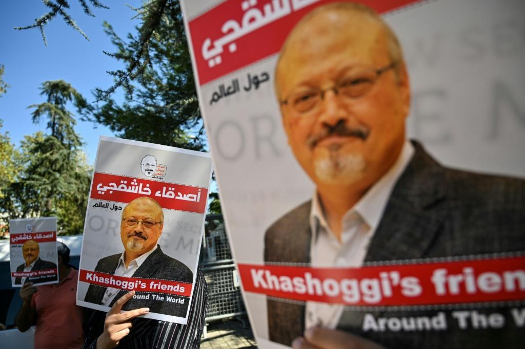 Members of Saudi hit squad that killed Khashoggi were trained in US: report