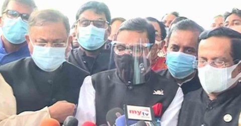No force can part AL from people: Quader