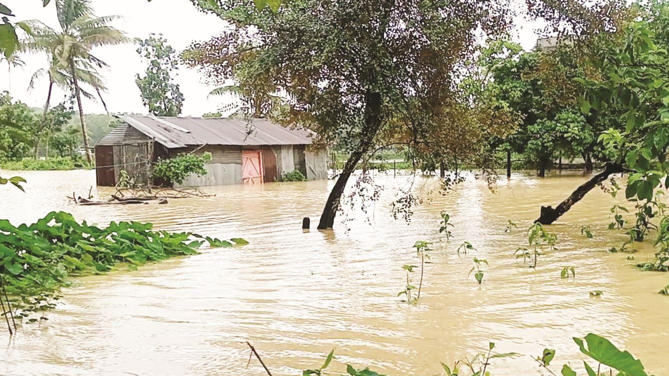 Landslides and flooding kill twelve in Cox's Bazar