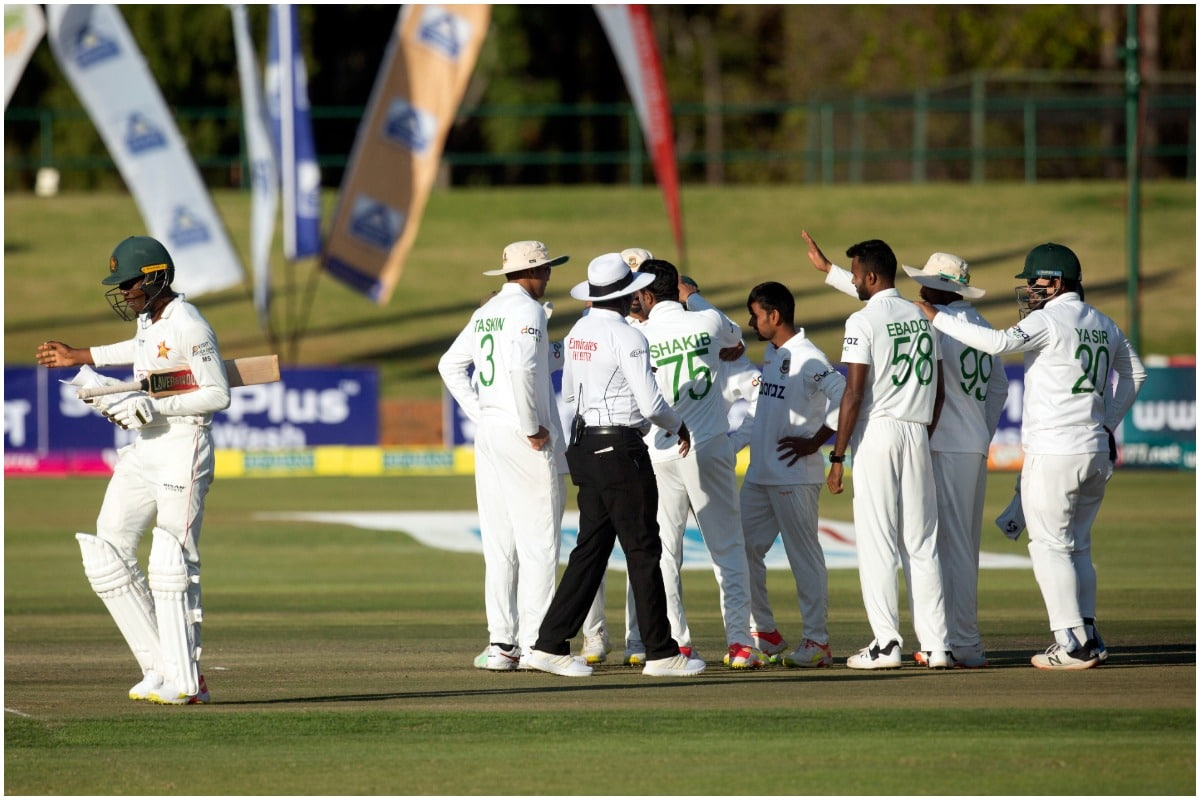 Bangladesh beat Zimbabwe by 220 runs in Mahmudullah's last Test