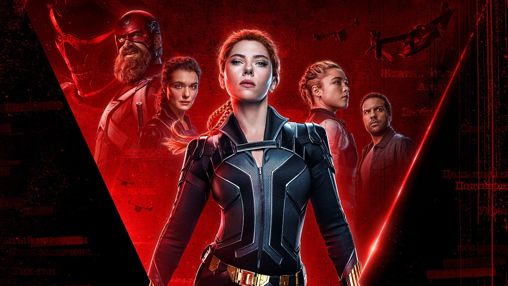 Marvel at crossroads with 'Black Widow' big-screen return
