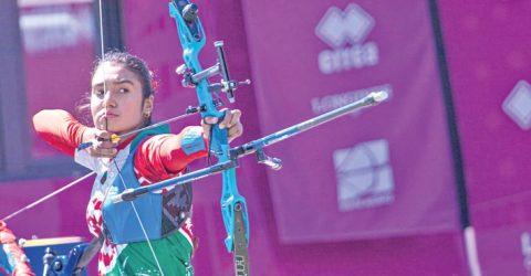 Diya's Olympic journey ends