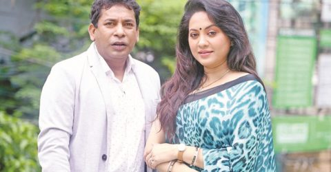 Mosharraf, Tareen pair up in 'Anattio Dompotti'