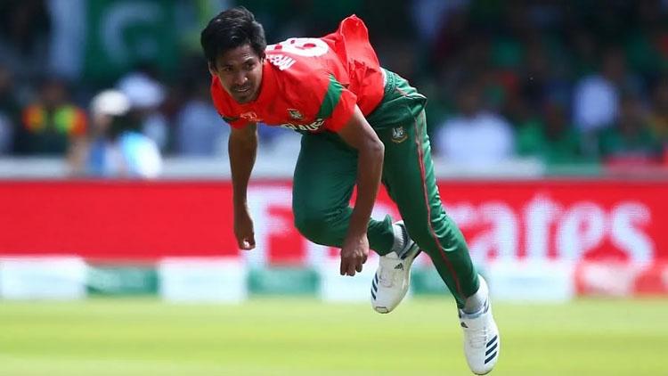 Mustafizur unlikely to play first ODI against Zimbabwe