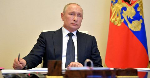 Putin says Russia, US have 'common interests' on climate change