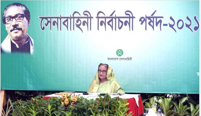 Disciplined, modern army always plays role in consolidating democracy: PM