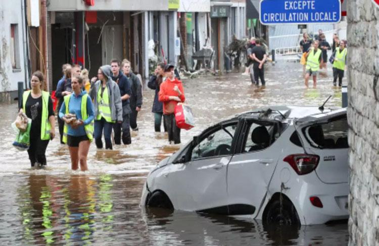 Belgian PM heads to scene as flood toll mounts
