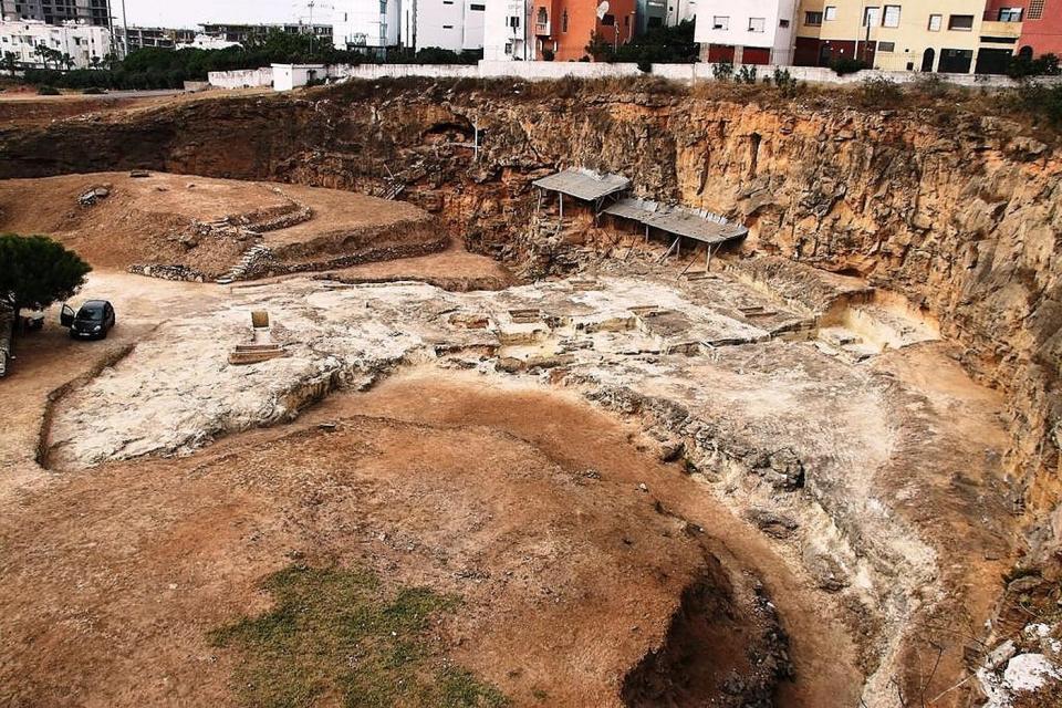 Morocco team announces major Stone Age find