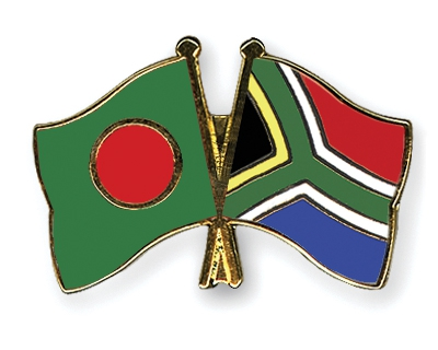 Dhaka's eyes on joint venture industries with South Africa