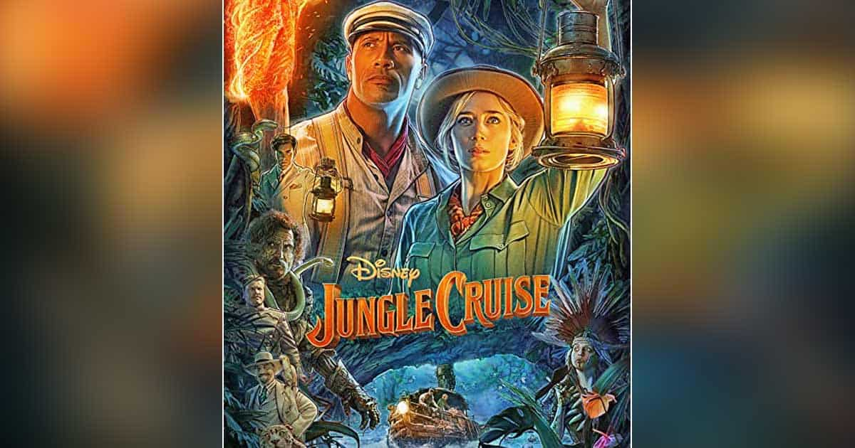Disney's 'Jungle Cruise' a hit in debut weekend