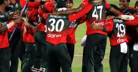 Tigers chance to grab at least Tk. 1 crore from T20 WC