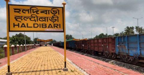 Bangladesh, India open Haldibari-Chilahati rail route after 56 years