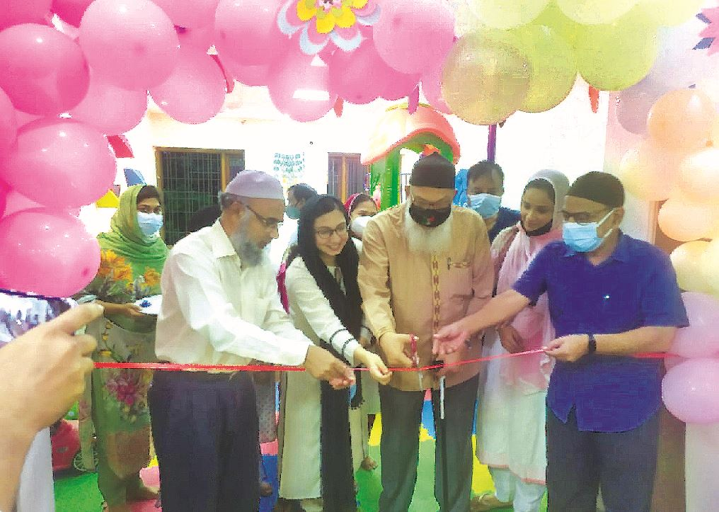 Little Ducklings moves to their new premises at Dhanmondi