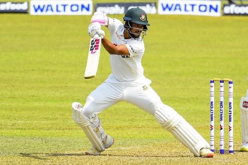 Shanto leads weakened Bangladesh A team to 260-5