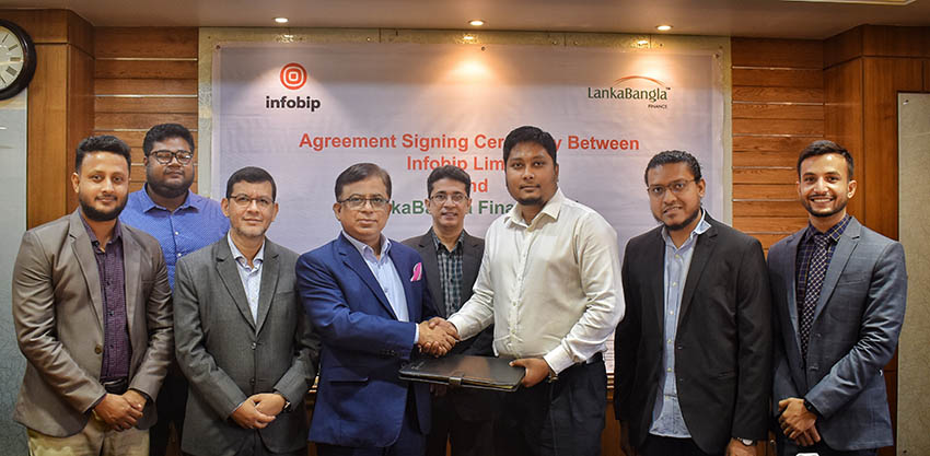 Infobip Adds Viber, Email and SMS to LankaBangla Finance's Customer Communication Channels