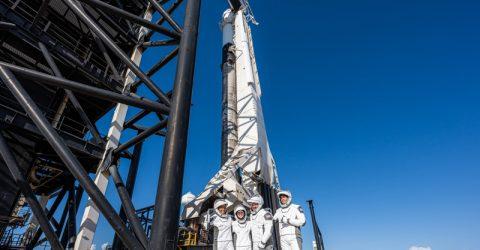 'Many will follow': SpaceX sends all-civilian crew into orbit
