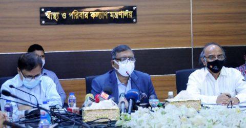 Bangladesh to purchase 16.5 crore COVID-19 vaccines: Maleque
