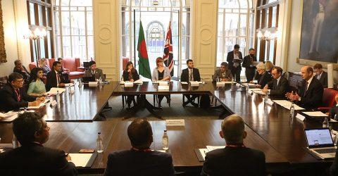 Bangladesh, UK decide to build bilateral climate partnership