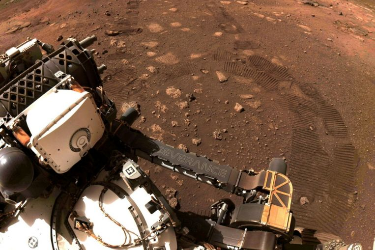 Mars rocks collected by Perseverance boost case for ancient life