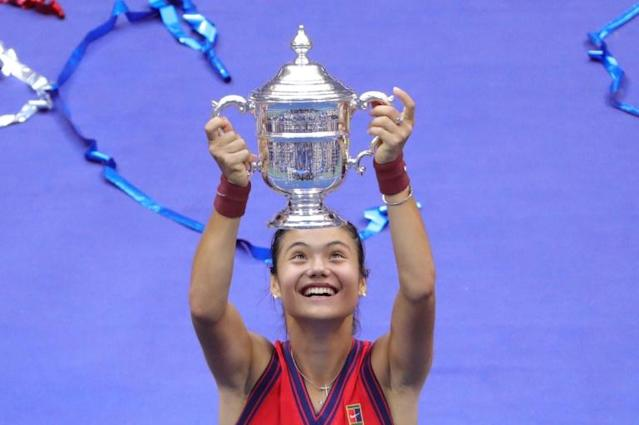 US Open champion Raducanu can 'rule the world' says former coach