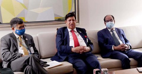PM's presence in UNGA expected to intensify climate campaign: Momen