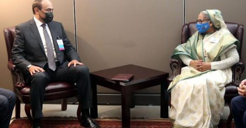 Kuwait proposes roadmap formulation on bilateral cooperation in talks with Bangladesh PM
