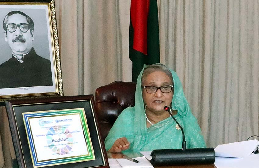 PM seeks Bangladeshi expatriates' investment in country