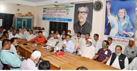 BNP's unity process becomes great disunity like past: Hasan