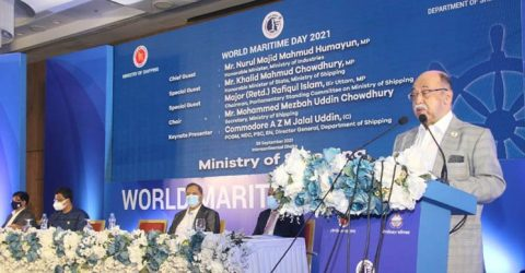 Govt's integrated plan brings huge success in shipping sector: Humayun