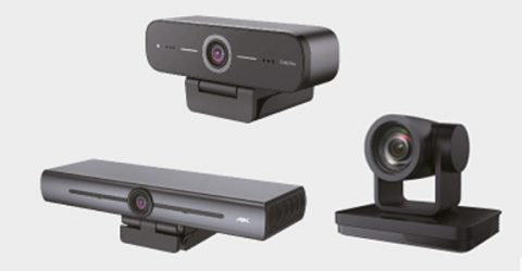 BenQ's new conferencing camera hits market